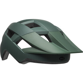 Bell Spark Casque, matte dark green/black